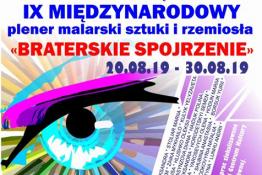 Krynica-Zdrój Wydarzenie Warsztaty Otwarcie IX Międzynarodowego pleneru malarskiego